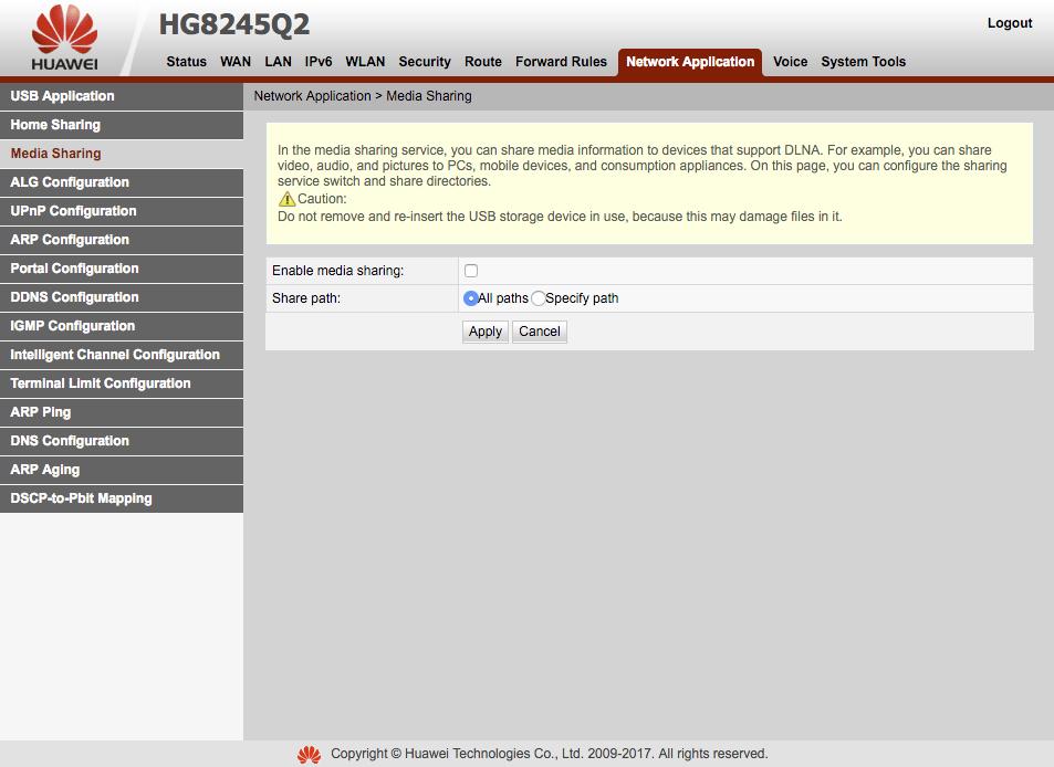 Huawei HG8245Q2 - ONT 802 11ac z oficjalnej dystrybucji -